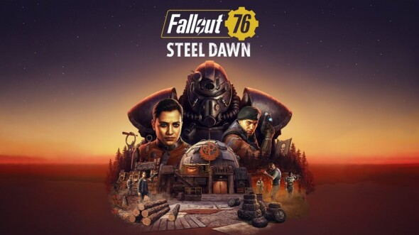 Steel Dawn update for Fallout 76 gets a new trailer