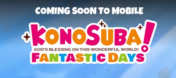 KonoSuba: Fantastic Days interview videos revealed