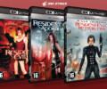 Resident Evil (2002), Resident Evil: Apocalypse (2004) and Resident Evil: Retribution (2012) 4K UHD – Movie Reviews
