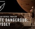 Watch the Elite Dangerous: Odyssey gameplay reveal trailer