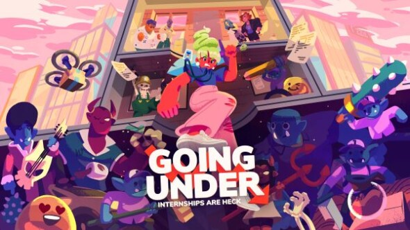 Going Under gets Working from Home update