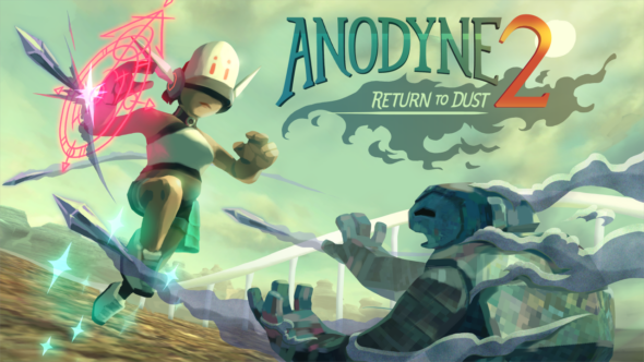 PS1-Inspired Anodyne 2 Launches on Current and Next-Gen Consoles In February