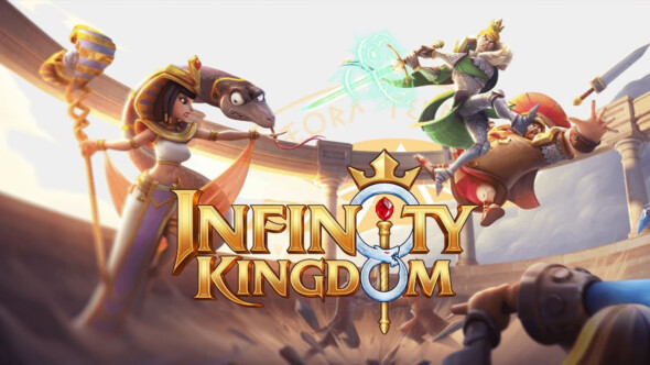 Cartoon-Style Strategy MMO Infinity Kingdom releases on January 28
