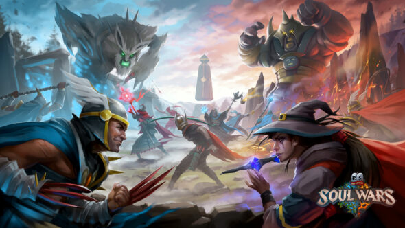 The epic PvP game mode, Soul Wars, debuts in Old School RuneScape TODAY