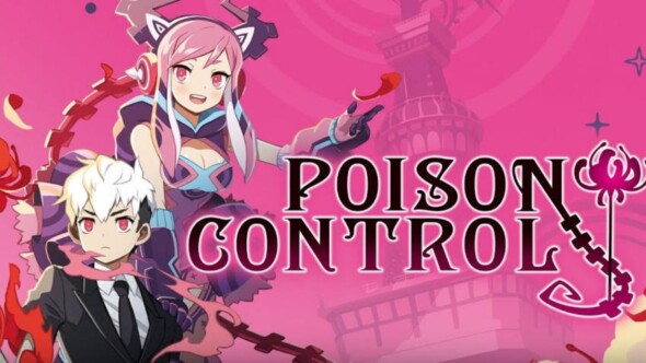 Poison Control, a game by NIS America, shows off its gameplay in the latest trailer!