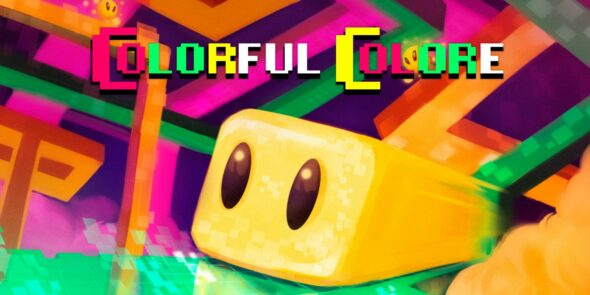 Colorful Colore brings colorful puzzle action to the Switch this week