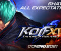 The King of Fighters XV Reveals its First Official Trailer