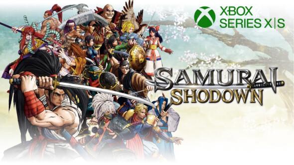 Samurai Shodown comes to Xbox Series X|S on March, 16th, 2021!