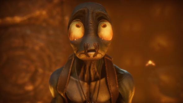 Oddworld: Soulstorm unveils an epic new trailer