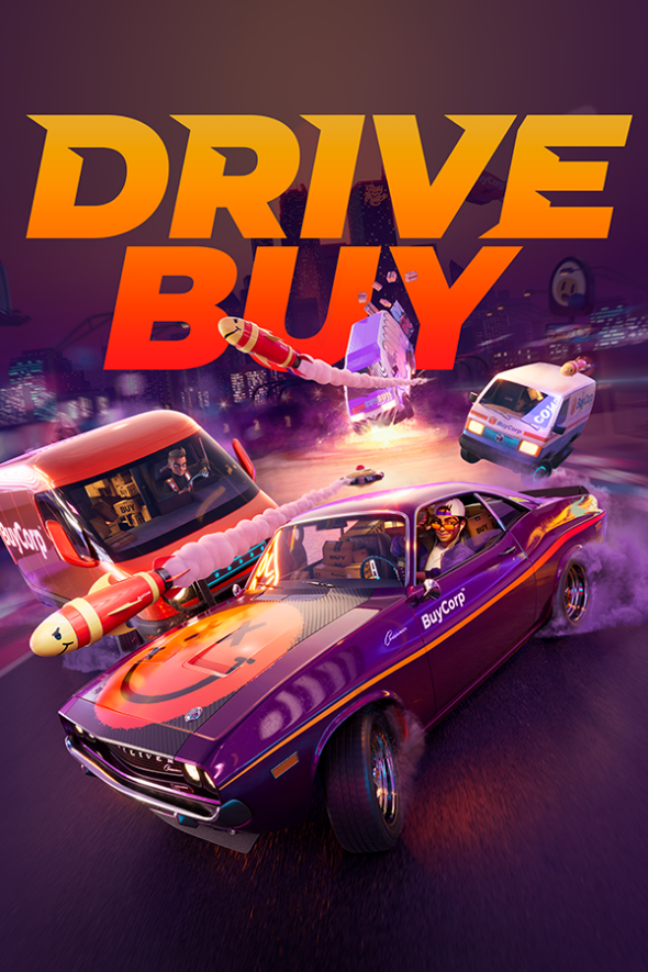 Delivery Battler Drive-Buy Primed for Arrival on 12th March, Try the Demo Today!
