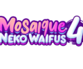 Mosaique Neko Waifus 4 soon on Steam, just before Valentine's