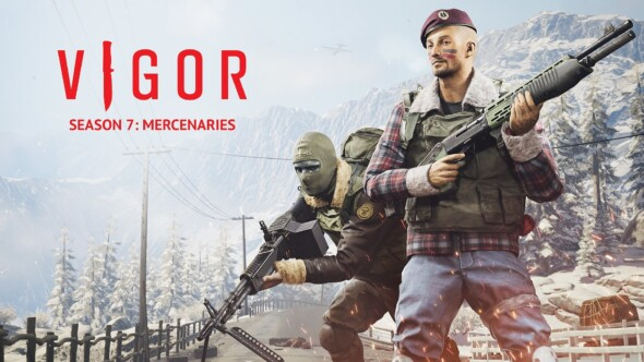 Vigor Season 7: Mercenaries announced