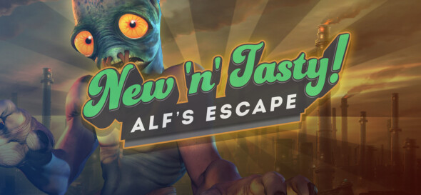 Oddworld: New 'n' Tasty – Alf's Escape DLC now available on Nintendo Switch