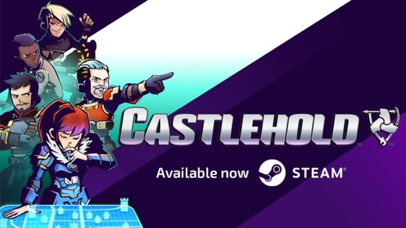 Castlehold, a strategy game by the developers who also made Scribblenauts, is out NOW on PC