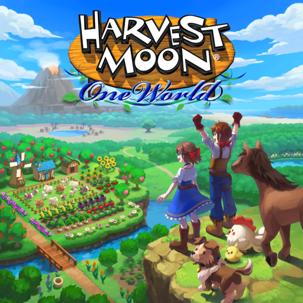 Harvest Moon: One World is now available on Nintendo Switch