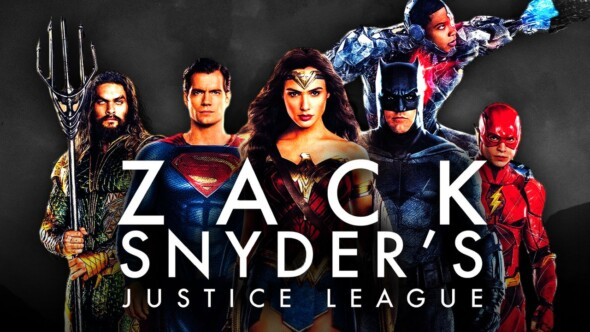 Zack Snyder's Justice League coming soon