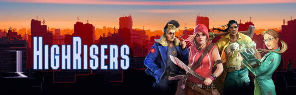 Highrisers – Release date announced!