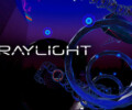 Racing through the universe in VR with STRAYLIGHT