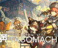 Exploratative 3D platformer TASOMACHI arriving on Steam and GOG April the 14th
