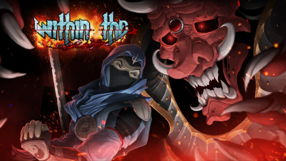 Retro ninja gameplay coming soon with Within the Blade