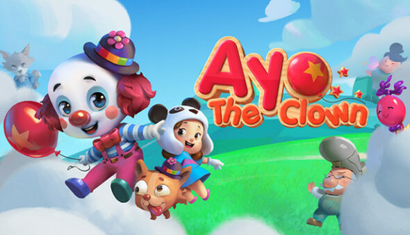 Platformer Ayo the Clown is out now on PC and Nintendo Switch!