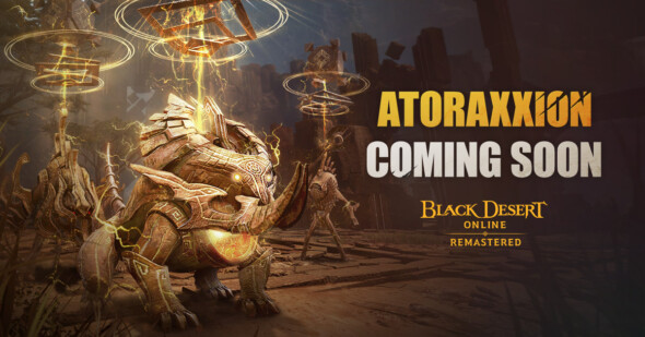 Black Desert launches First-Ever Co-Op Dungeon