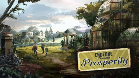 Endzone introduces Prosperity next month