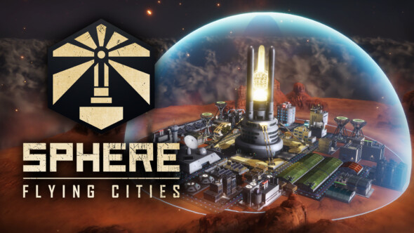 New sci-fi city-builder Sphere – Flying Cities unveiled