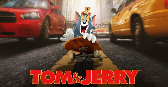 The new Tom & Jerry movie can be watched from home from July 26 onwards