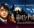 Enjoy the start of Harry Potter's magical journey in 4K Ultra HD