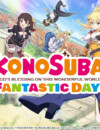 Highly anticipated mobile RPG KonoSuba: Fantastic Days launches this upcoming August