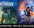 Batman and Mortal Kombat are headed to your Blu-ray collection!