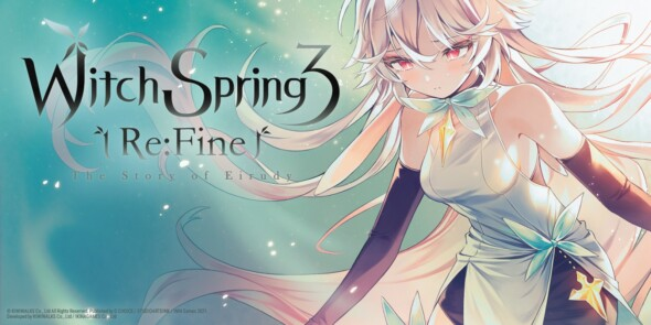 Release details for WitchSpring3 on Switch revealed!