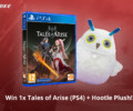 Contest: 1x Tales of Arise (PS4 + PS5 upgrade) + Hootle Plush