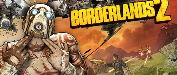 Borderlands 2 Diamond-plate Loot Chest