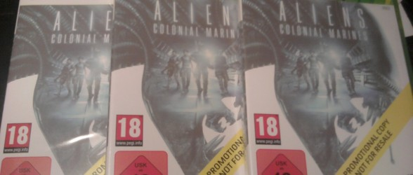 CLOSED – Contest: Aliens: Colonial Marines