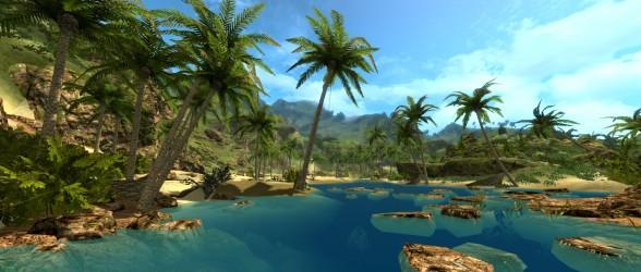 Tropical Skyrim