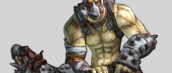 Krieg The Psycho is your next Vault Hunter