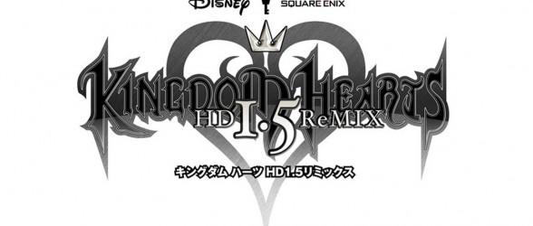 Kingdom Hearts HD 1.5 ReMIX coming this fall