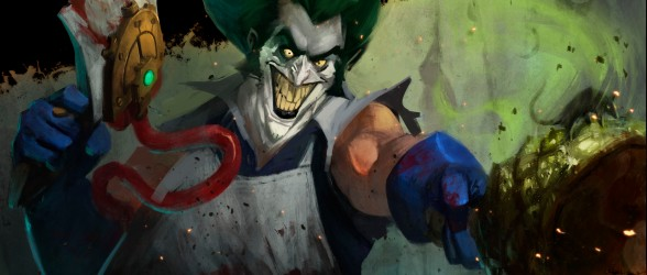 Infinite Crisis – New champion profile: Gaslight Joker