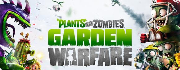 Plants vs Zombies: Garden Warfare- E3