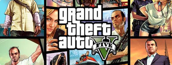 The World of Grand Theft Auto V