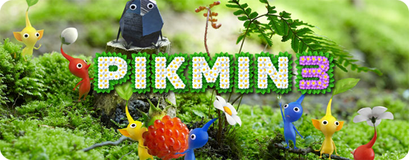The Pikmin crew of 3