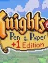 CLOSED – Contest: Knights of pen & paper +1 Edition