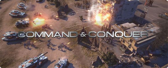 Command and Conquer getting a campaign