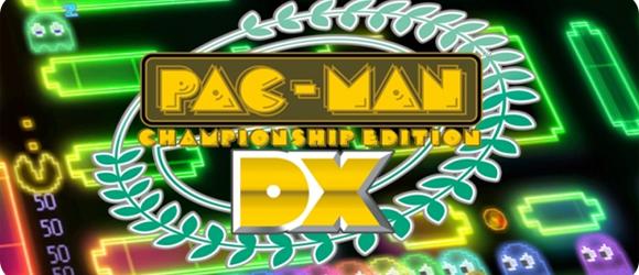 Pacman Championship Edition DX+