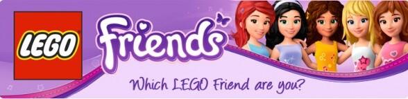 LEGO goes BFF