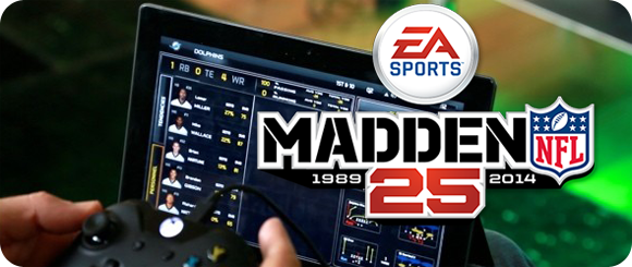Madden 25 adds Coachglass and Complexity