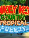 Dixie Kong Struts her stuff in Tropical Freeze