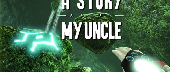 A Story About My Uncle, A Non-Violent First-Person Platform Adventure Game